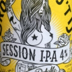 'T Ij Session IPA