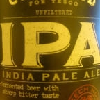 Tesco Finest Unfiltered IPA