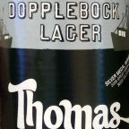 Thomas Creek Deep Water Dopplebock Lager