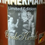 Timmermans Oude Kriek Limited Edition 2015