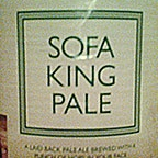 To Øl Sofa King Pale
