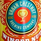 Urban Chestnut Winged Nut Chestnut Ale