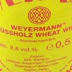 Weyermann Süssholz Wheat Wine