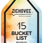 Zichovec 15 Bucket List