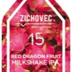Zichovec 15 Red Dragon Fruit Milkshake IPA
