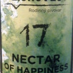 Zichovec Nectar of Happiness 17°