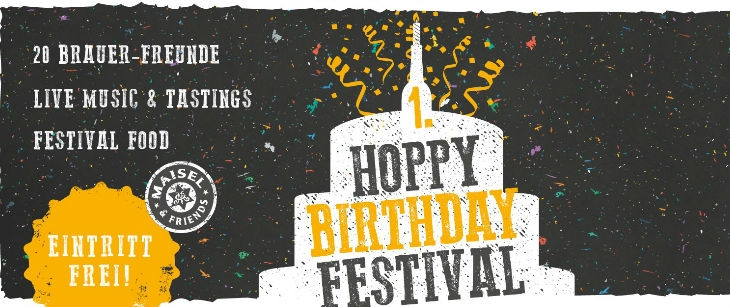 1. Hoppy Birthday Festival