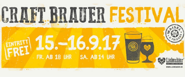 Craft Brauer Festival 2017